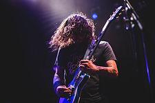Rock Gitarrist