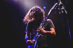 ロックギタリスト