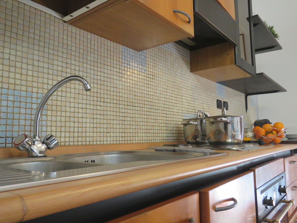 San Lorenzo Apartment angolo cucina