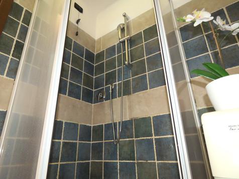 San Lorenzo Apartment doccia