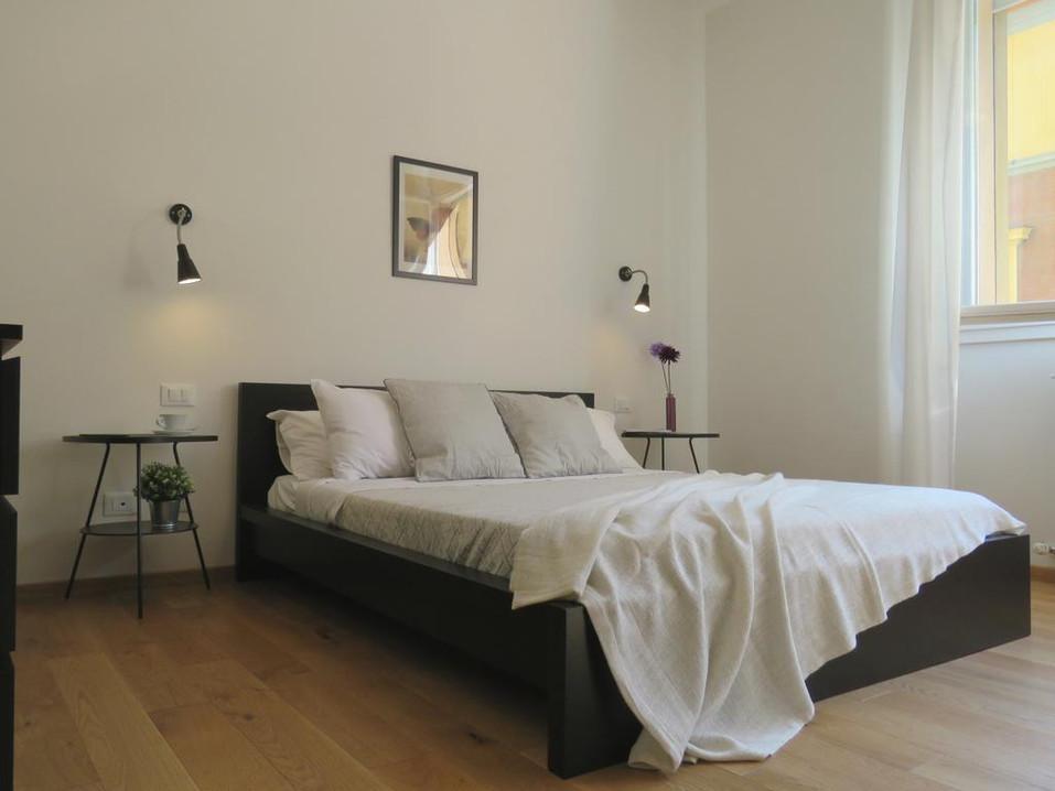 Santa Croce Apartments camera da letto