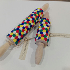 Artistic rolling pins
