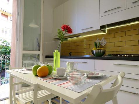 Santa Croce Apartments cucina