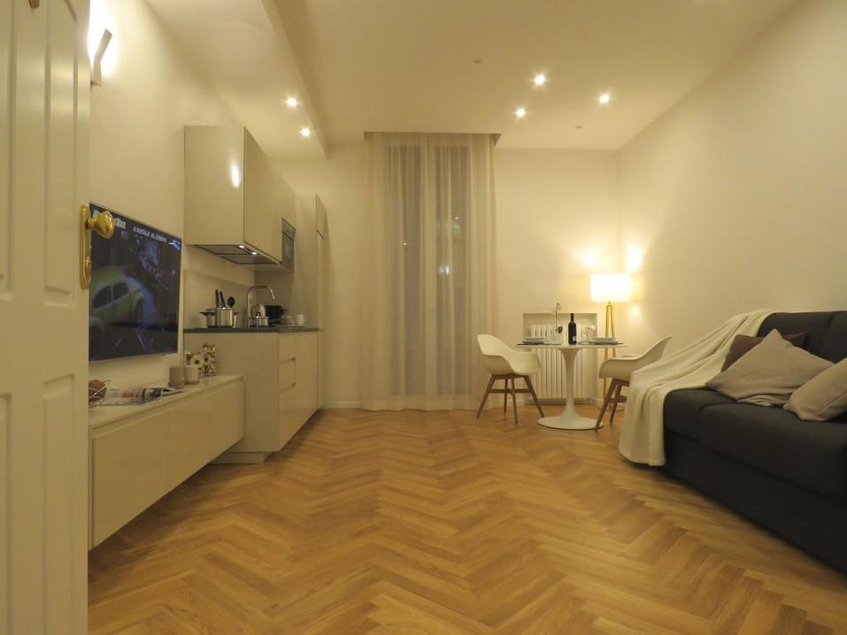 Artieri Apartment soggiorno