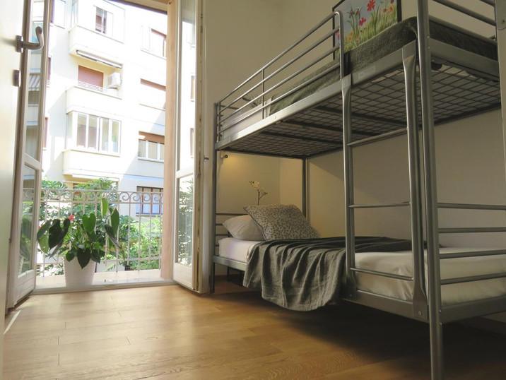 Santa Croce Apartments seconda camera da letto
