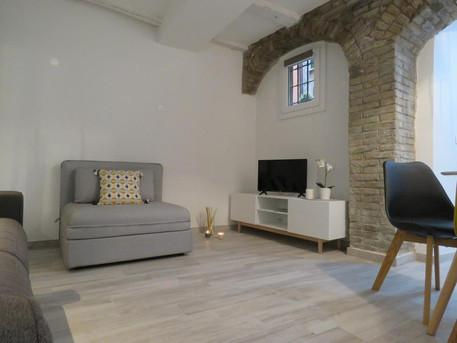 Oberdan Apartment soggiorno
