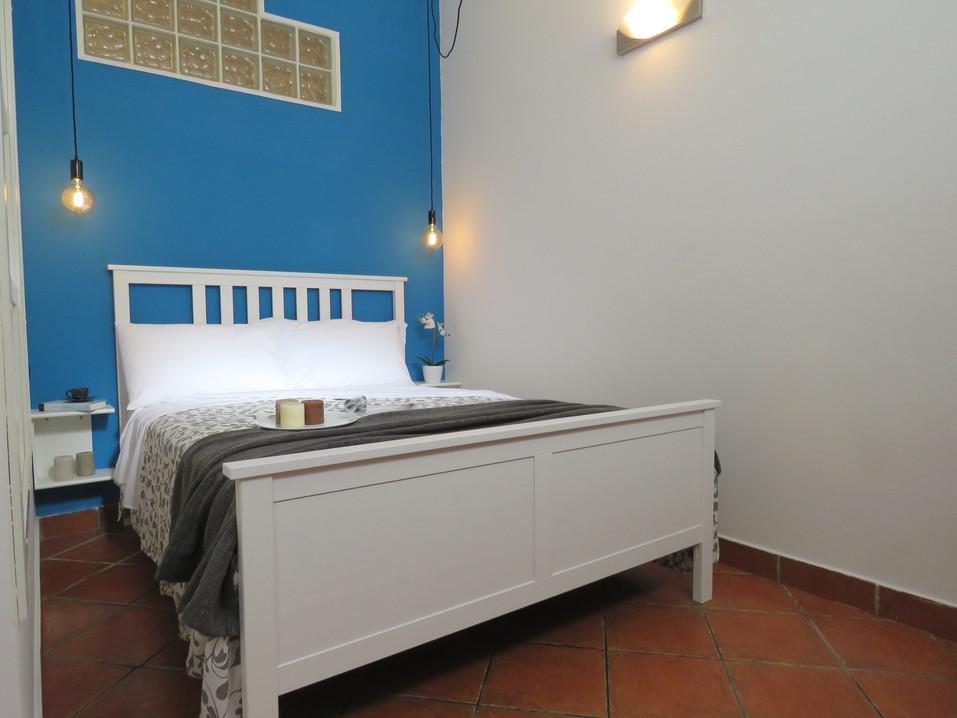 San Lorenzo Apartment letto