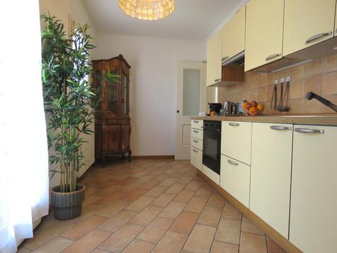 Altaseta Apartments cucina