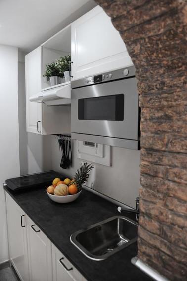 Oberdan Apartment angolo cucina