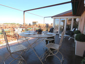 Panoramica terrazza