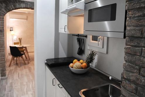 Oberdan Apartment angolo cottura