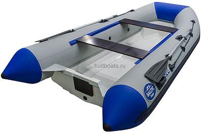 Лодка RIB Baltic Boats Аполлон 360