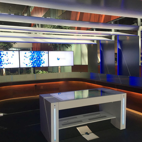 Experience centre
