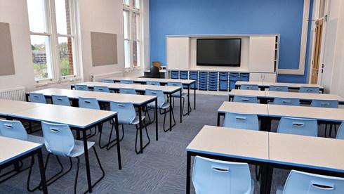 ST.MARYS SCHOOL, BISHOPS STORTFORD INTERACTIVE WHITEBOARD
