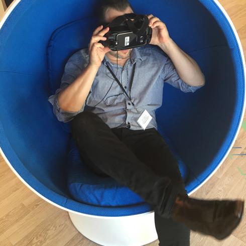 Virtual Reality Pod