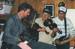 Hall of Fame Fiddler, Paul Harper