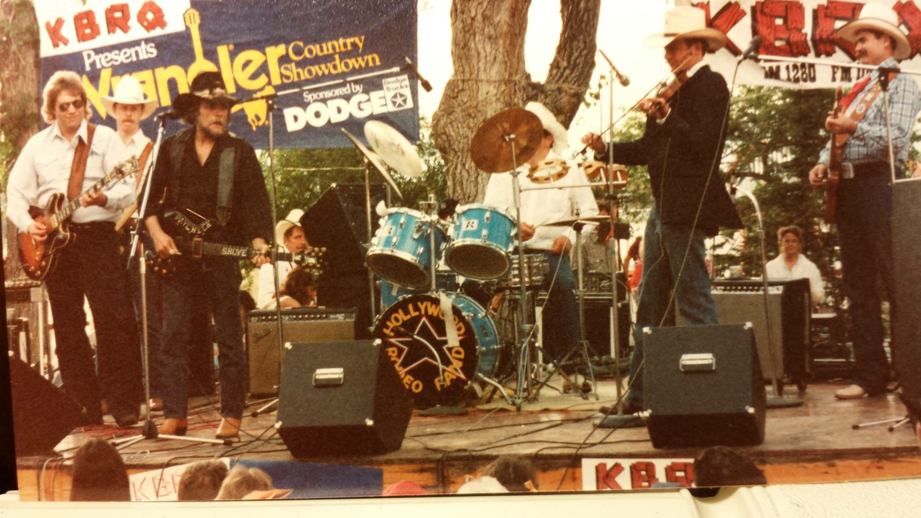 Johnny Paycheck 1985