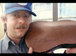 Bill Monroe autograph