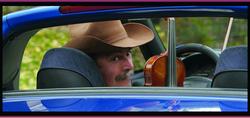 Fiddleride rear window
