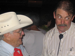 Texas Playboy Jimmy Young and Clarke