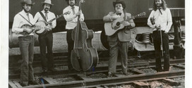 1976 with David Ferretta