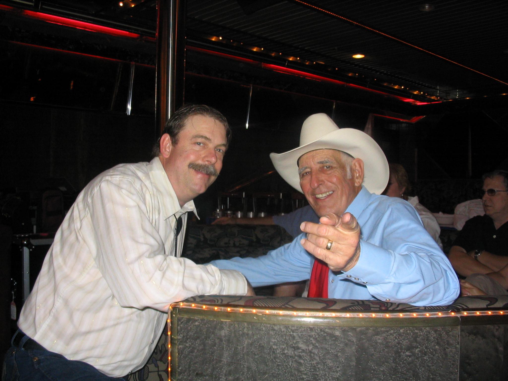 Texas Playboy Tommy Allsup