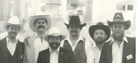 1984 - Coors with Manager JR Rozack