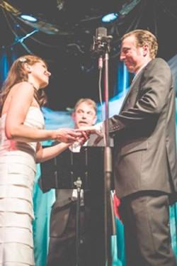 Performing Wedding Ceremony