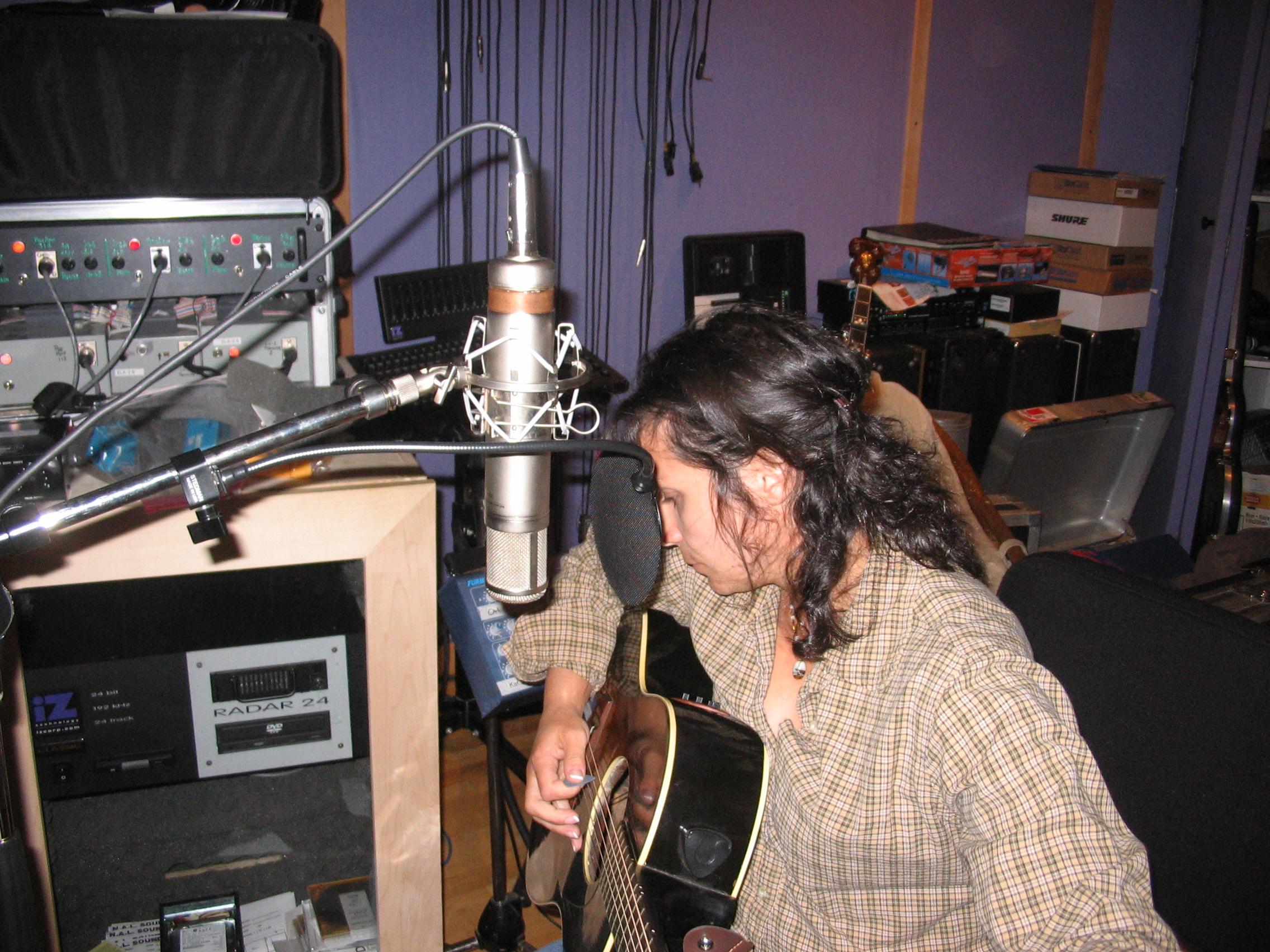 AngelaHarris-Recording