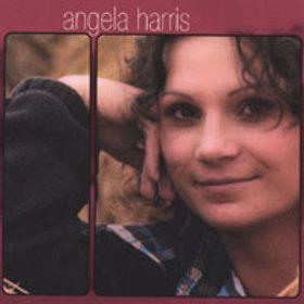 Debut CD 'Angela Harris'