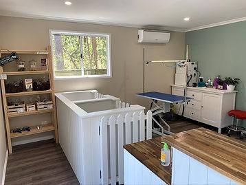 Windarra Pet Spa Grooming Room