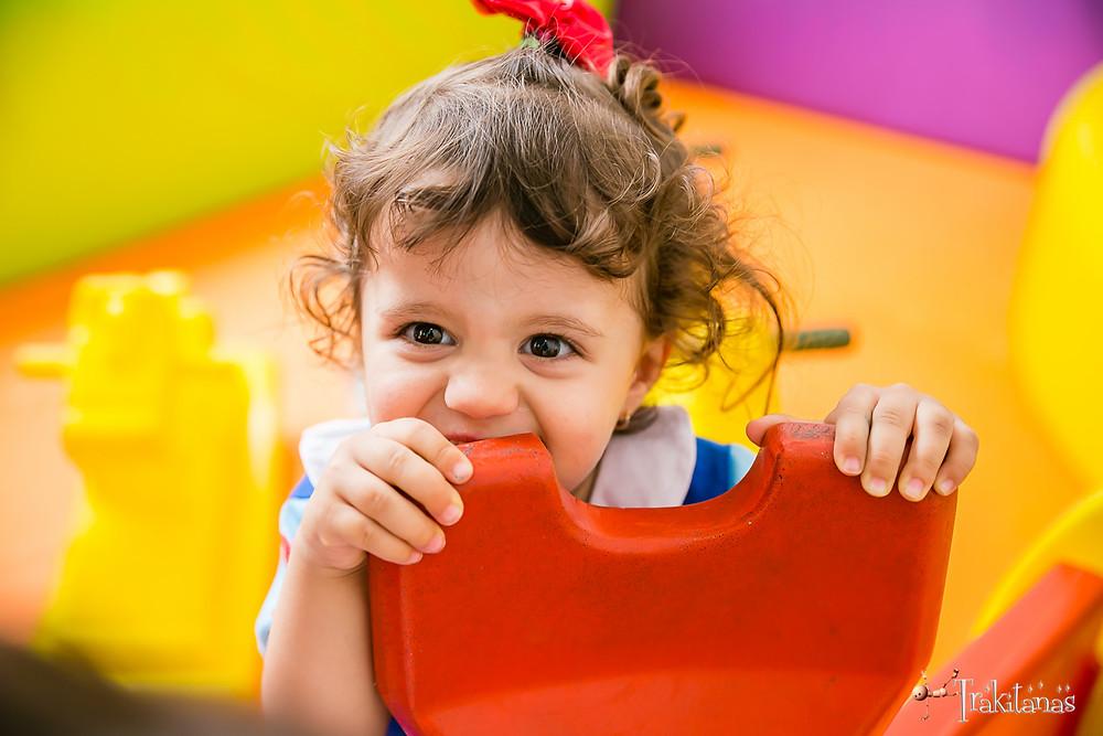 Fotografia infantil buffet spazio reale