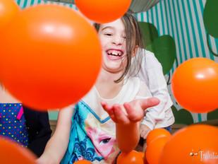 Buffet Kid Beeruta | Elisa 6 anos