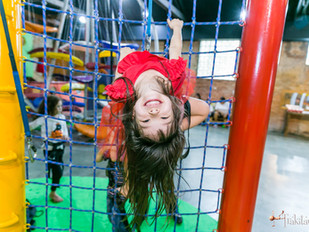 Espaço Climbers - Fotografia aniversario Mariana 06 anos