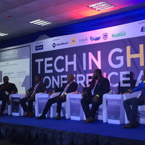 Accelerating Ghana's Tech Ecosystem -  Tech in Ghana Conference 2018