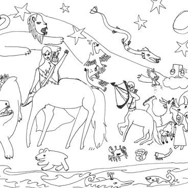 Constellation Stories