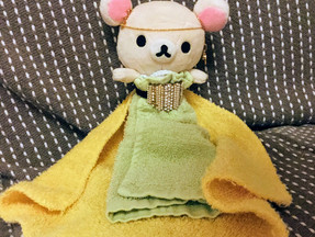 Korilakkuma Dressed-up as Mrs. Coulter