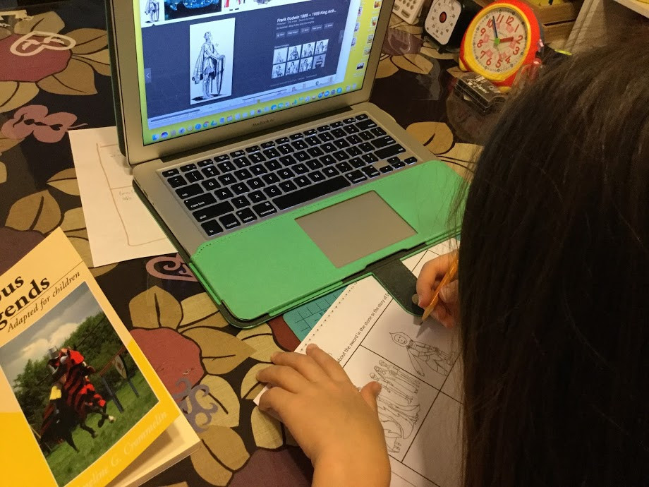 Researching for the Calvert creative writing assignment.
