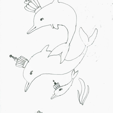 The Royal Dolphin Friends