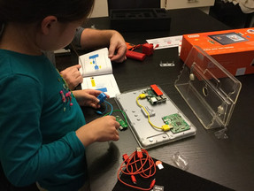 Coding for Kids with the Kano Computer