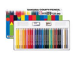 My favorite Coupy pencils.