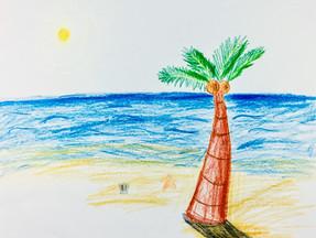 A Sunny Beach in November...