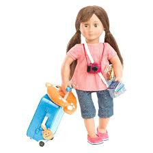 Our Generation doll I want. Her name is Reese!