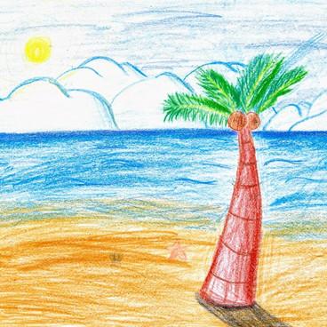 The Sunny Beach in November