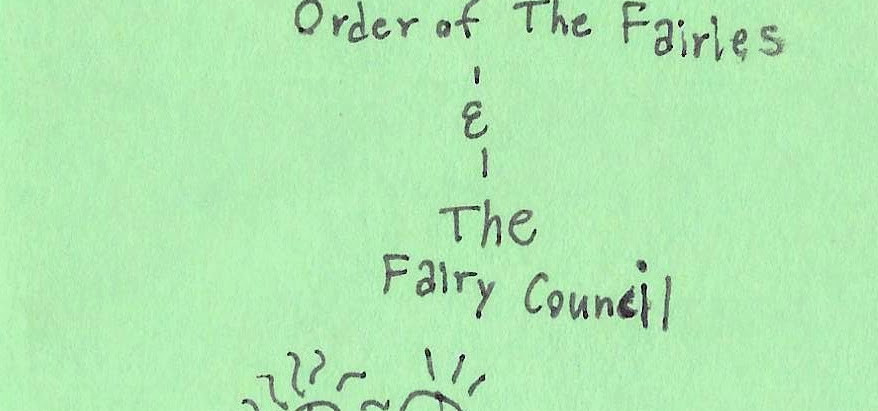 The Fairy Contract (front)