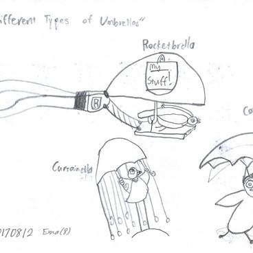 The Umbrella Ideas