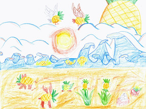 "My Original Poem: ""Pineapple Dreams"""
