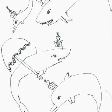 The Royal Shark Friends