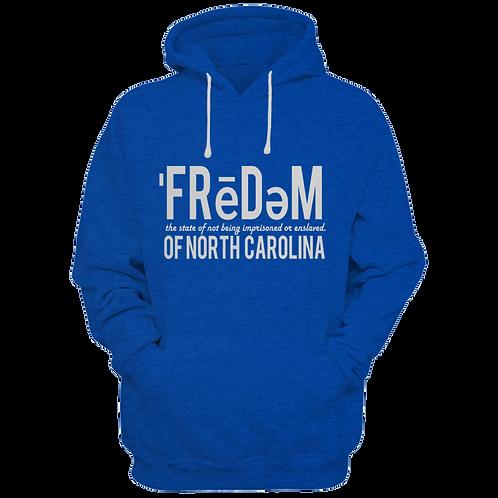 Freedom Of NC Hoodie