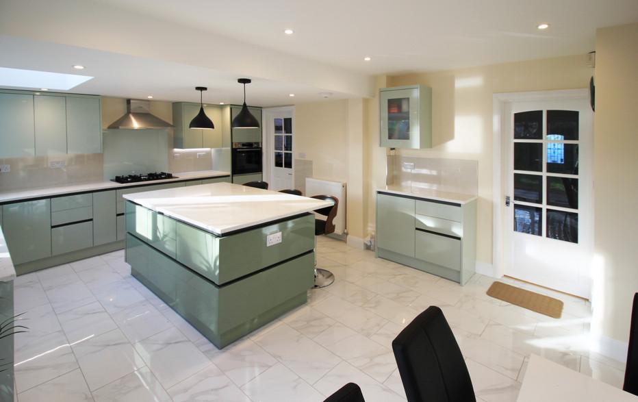 kitchen island unit